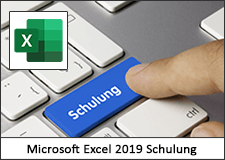 Microsoft Excel 2019 Schulung