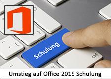 Umstieg auf Microsoft Office 2019 Schulung