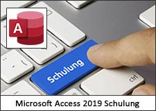 Microsoft Access 2019 Schulung