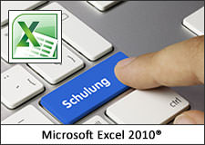 Microsoft Excel 2010 Schulung