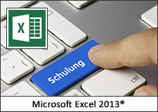 Microsoft Excel 2013 Schulung