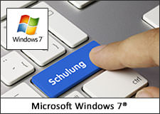 Microsoft Windows 7 Schulung