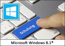 Microsoft Windows 8.1 Schulung