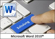 Microsoft Word 2010 Schulung