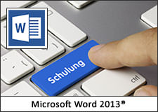 Microsoft Word 2013 Schulung